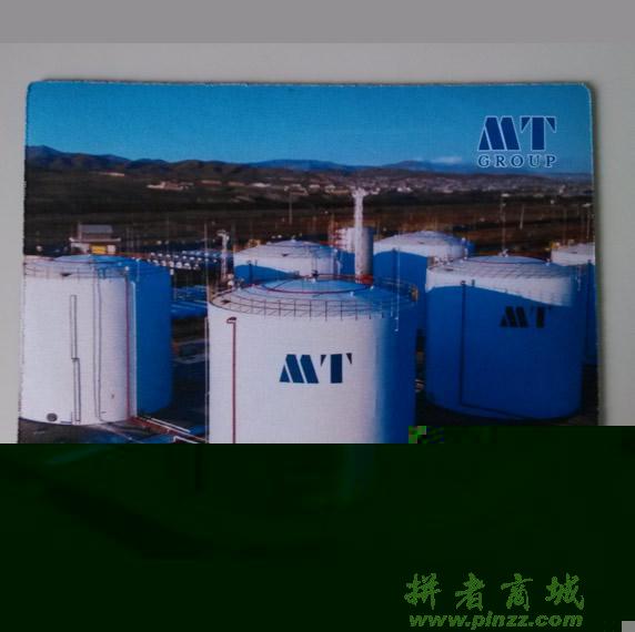天津广告鼠标垫定制 210*260*3