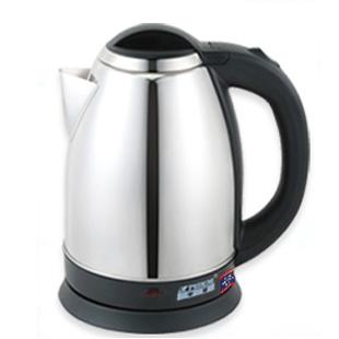 半球不锈钢电热水壶   名牌高档电热水壶 速热 防烧干自动断电 2.4L