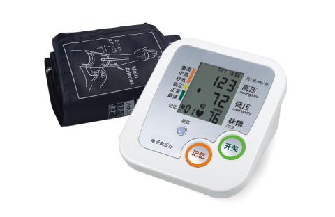 攀高臂式全自动语音血压计