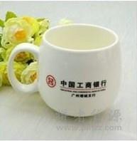 陶瓷广告杯-QQ杯