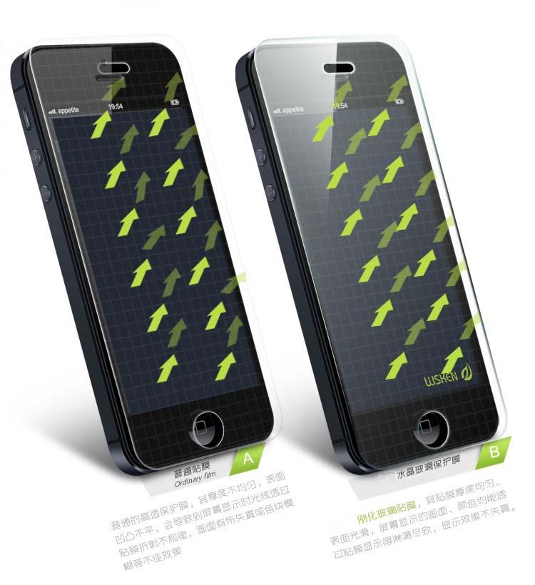 手机钢化玻璃膜保护膜