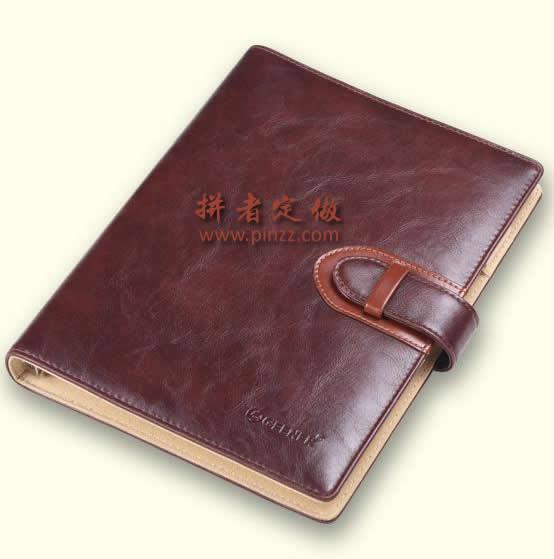 天津记事本厂家32开活页本定制 记事本最低价格