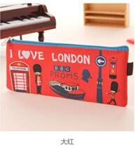 飞跃伦敦笔袋