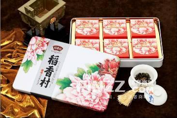 稻香村中秋印象月饼礼盒,天津中秋月饼团购