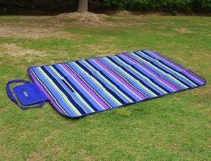 爱奇屋 多功能玲珑毯 160克单面绒+防水EPE底