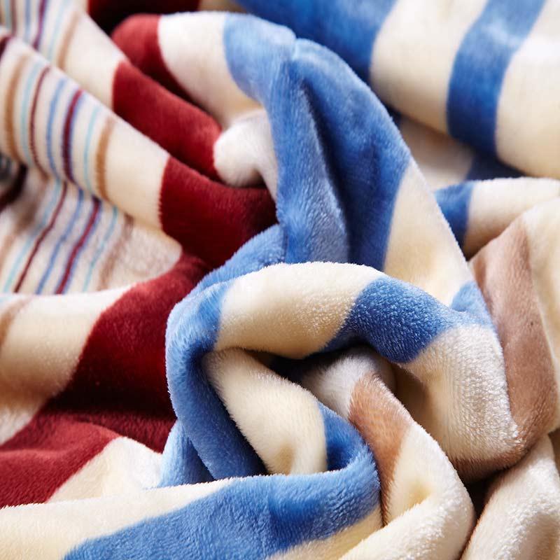 恒源祥艾尚绒毯  性价比高 TLS1029艾尚绒毯