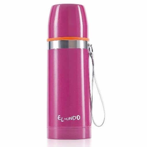 艾蒙多不锈钢高真空保温吊带子弹瓶<膳魔师出品>亚博体育官方登陆水杯1盒