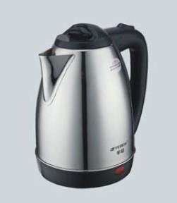 半球高档不锈钢电热水壶 速热 防烧干自动断电 1.8L1台