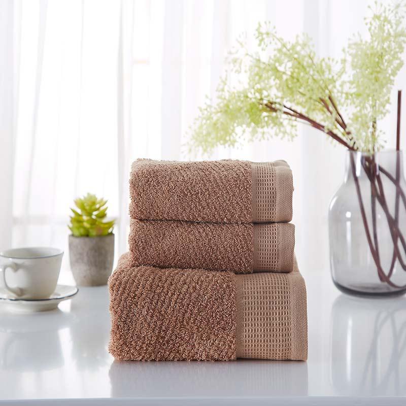 恒源祥浴巾套装 埃及长绒棉性价比高恒源祥浴巾套装 埃及长绒棉1盒